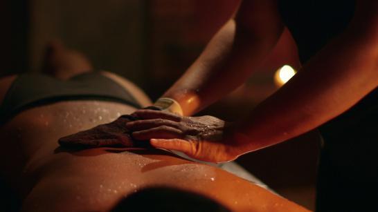 Hammam Les Cent Ciels Lille - Massage du corps (55m)
